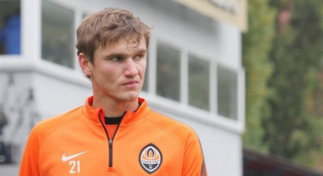 Александр Гладкий, фото Олега Дубины, Football.ua