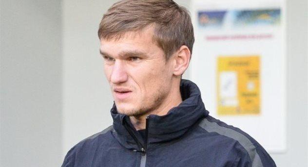 Александр Гладкий, © Богдан Заяц, Football.ua