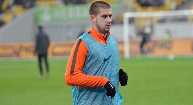 Ярослав Ракицкий, фото © БОГДАН ЗАЯЦ, Football.ua