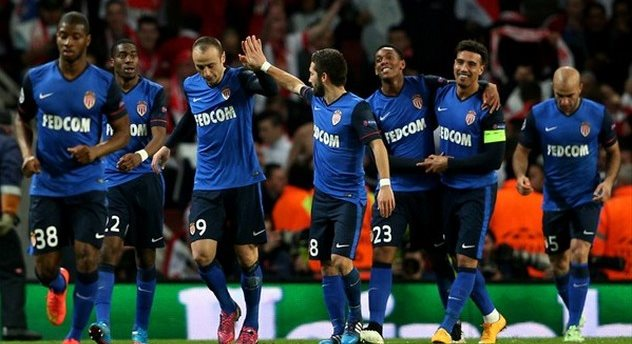 Игроки Монако, Getty Images