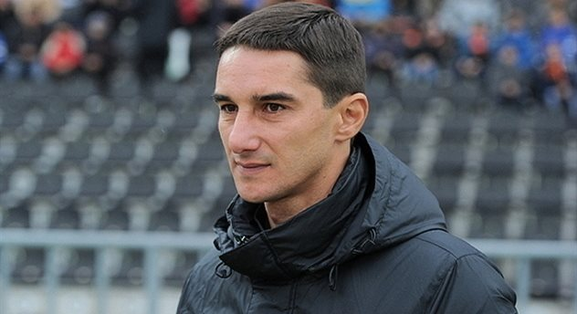 Валерий Кривенцов, shakhtar.com