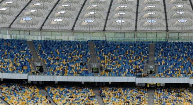 НСК Олимпийский, фото И.Хохлова, Football.ua
