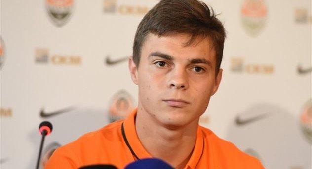 Максим Малышев, фото xsport.ua