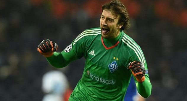 Александр Шовковский, uefa.com