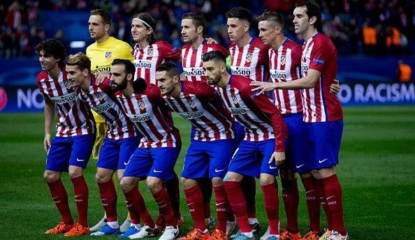 Атлетико выше всех в группе, Getty Images