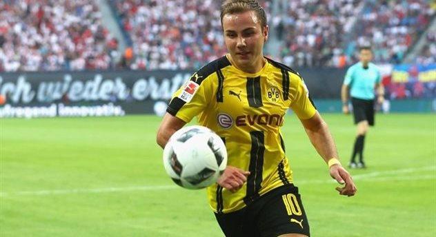 Марио Гетце, uefa.com