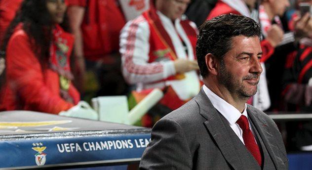 Руи Витория, официальный твиттер Лиги чемпионов
