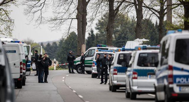 Задержаны подозреваемые во взрывах, Getty Images