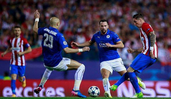 Лестер и Атлетико сыграют ответный матч, Getty Images