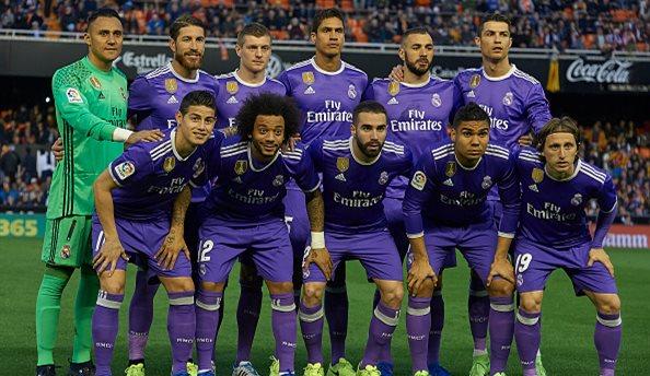 Реал сыграет в запасной форме, Getty Images