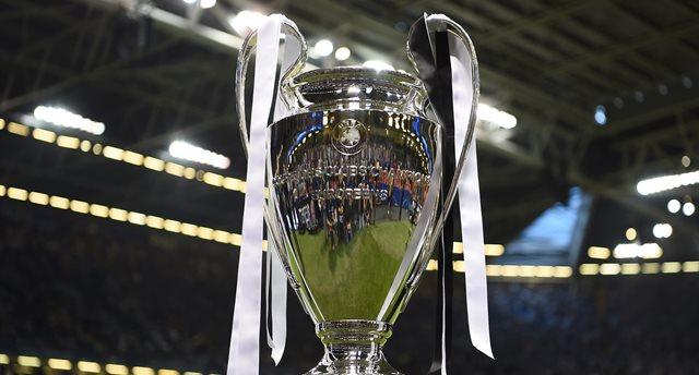 Трофей Лиги чемпионов, фото Getty Images