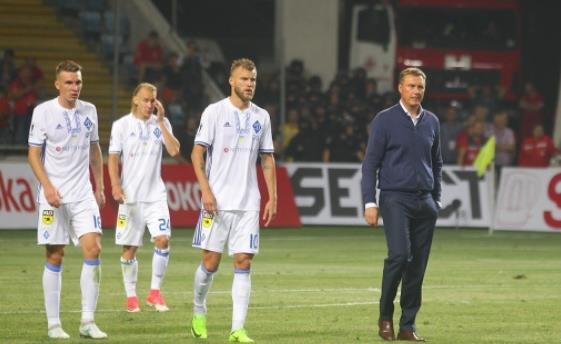 Динамо - фаворит матча с Янг Бойз, ФК Динамо