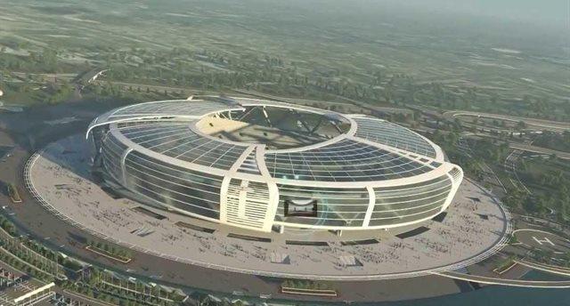 Финал ЛЧ-2018/2019 пройдет в Баку на Олимпийском — там VIP-сектор больше, чем в Мадриде