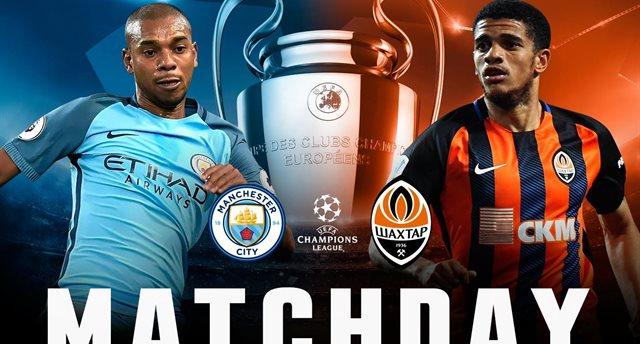 Манчестер Сити — Шахтер: британская пресса о предстоящем матче Лиги чемпионов