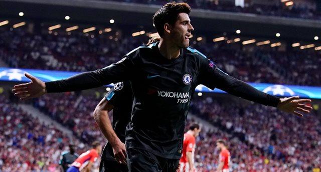 Атлетико — Челси 1:2 Видео голов и обзор матча