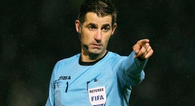 Тасос Сидиропулос, фото uefa.com