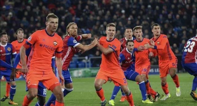 Базель - ЦСКА, фото: УЕФА