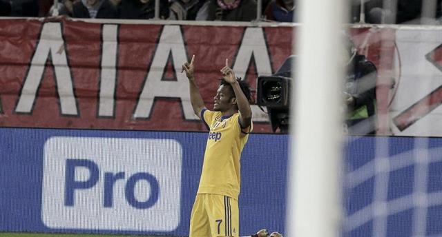 Хуан Куадрадо, фото ФК Ювентус