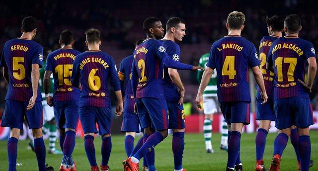 Барселона установила очередной рекорд