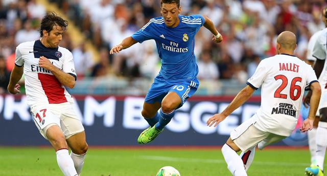 Помимо еврокубков, Реал и ПСЖ неоднократно встречались в товарищеских матчах, Getty Images