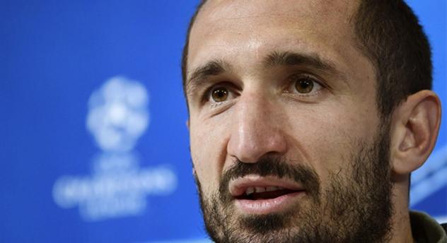 Джорджо Кьеллини, uefa.com