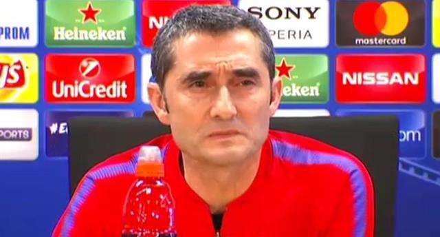 Эрнесто Вальверде, фото: сайт УЕФА