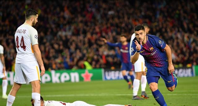 Барселона псж 10 апрелЯ онлайнi