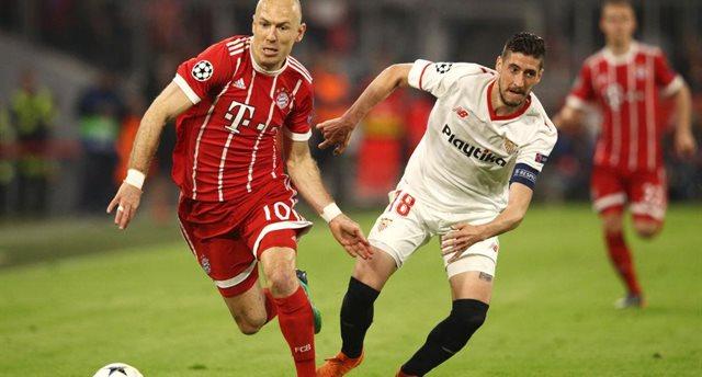 Бавария не пропустила и вышла в полуфинал Лиги чемпионов