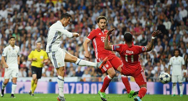 Бавария – Реал Мадрид, Getty Images