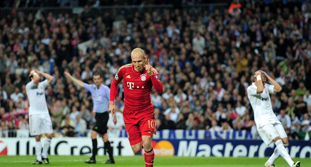 Бавария - Реал, Getty Images