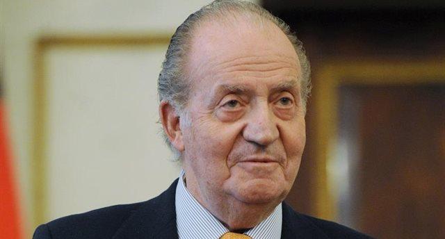 Финал Лиги чемпионов в Киеве: Король Испании прибыл на матч