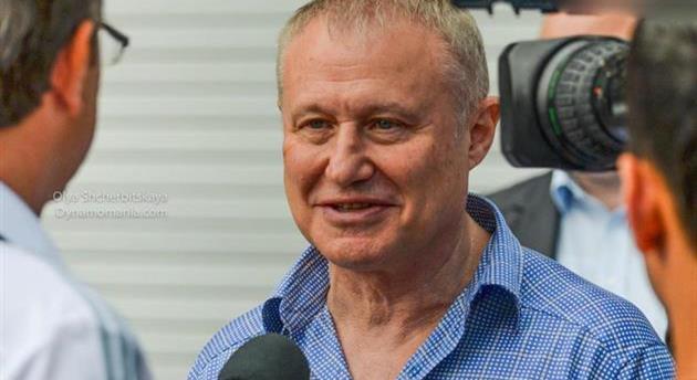 Григорий Суркис: Цыганков отдал две блестящие голевые передачи