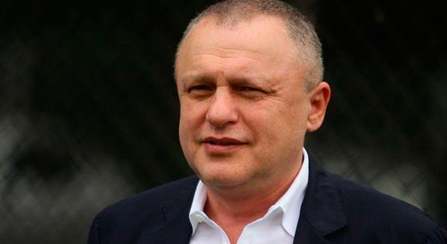 Игорь Суркис, ФК Динамо