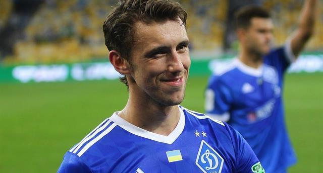 Йосип Пиварич, фото ФК Динамо