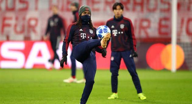 Ренату Санчеш, фото ФК Бавария