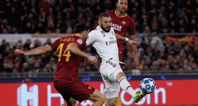 Рома — Реал, Getty Images