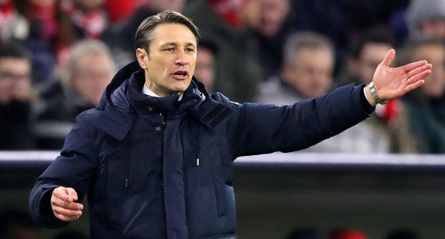 Бавария наконец-то демонстрировала хорошую игру напротяжении всего матча— Ковач