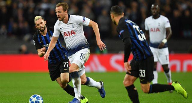 Тоттенхэм — Интер 1:0 Видео гола и обзор матча