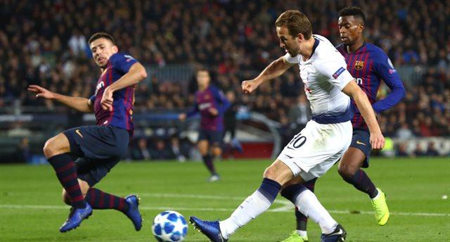 Барселона — Тоттенхэм 1:1 Видео голов и обзор матча