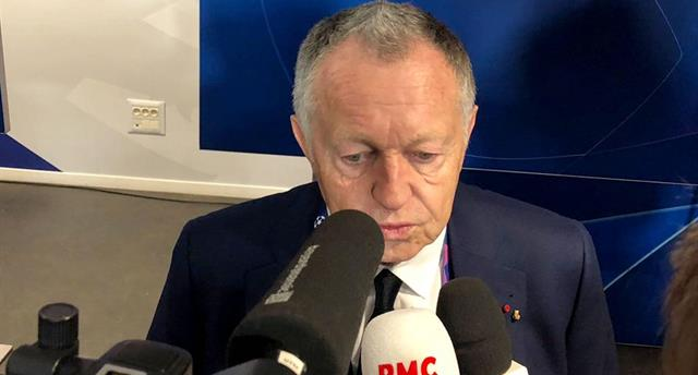 Президент Лиона: Я был убежден, что мы сильнее Шахтера