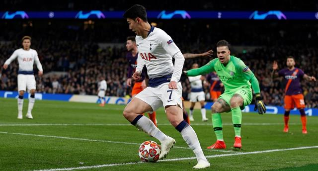 Сон Хын Мин, фото: УЕФА
