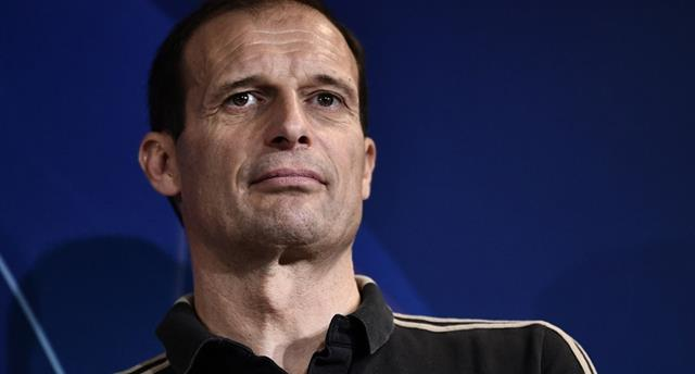 Массимилиано Аллегри, фото УЕФА