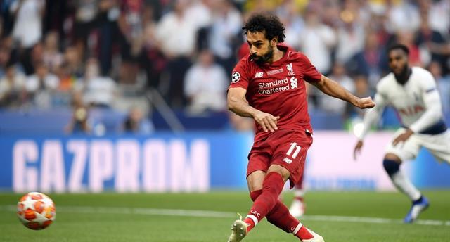Мохамед Салах, фото: УЕФА