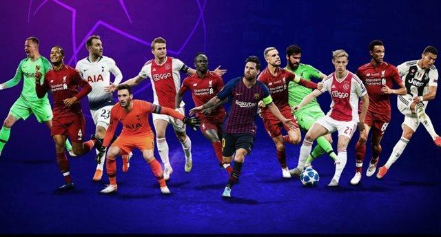 УЕФА представил претендентов на награды: Хендерсон среди лучших полузащитников, Салах не попал в список