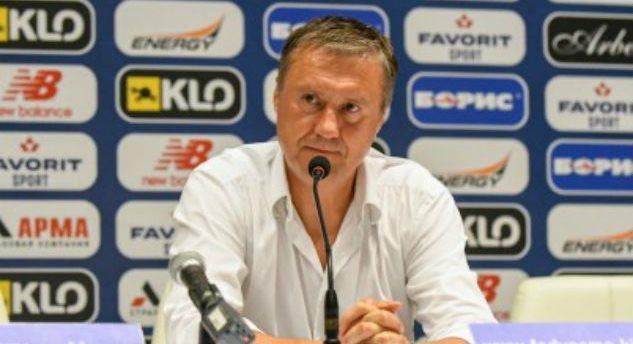 Александр Хацкевич, ФК Динамо
