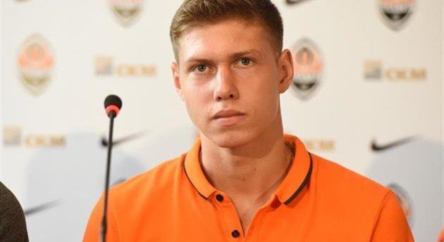 Николай Матвиенко, ФК Шахтер