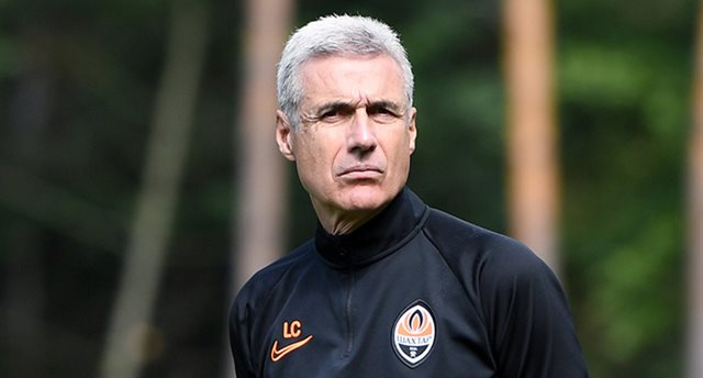 Луиш Каштру, ФК Шахтер