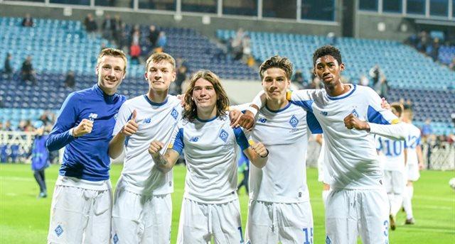Динамо Киев U-19, фото ФК Динамо