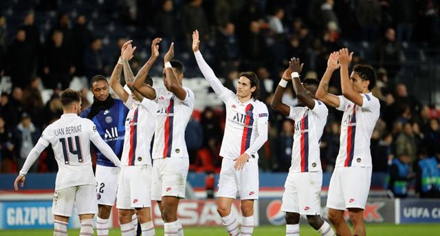ПСЖ — первая команда в истории ЛЧ, которая выиграла четыре стартовых матча в двух сезонах, не пропустив ни одного гола