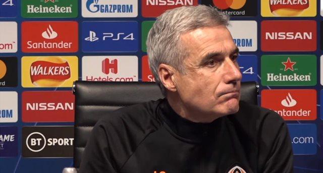 Пресс-конференция Каштру и Кривцова перед матчем с Аталантой